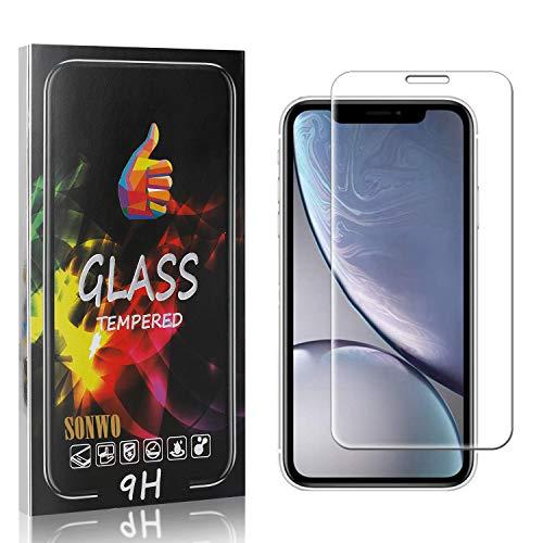 SONWO Schutzfolie Kompatibel für iPhone 11, Anti-Kratzen Displayschutzfolie für iPhone 11, 1 Stück