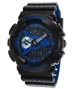 casio g shock ga110lpa 1a luxury black