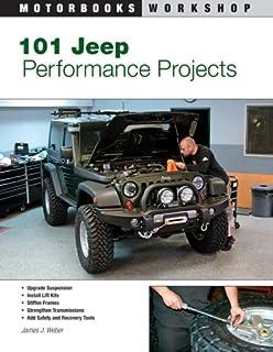 Jeep 4x4 performance handbook motorbooks workshop jim allen 101 jeep performance projects motorbooks workshop fandeluxe Images