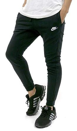 804367442c56cc Amazon | [ナイキ] スウェットパンツ メンズ ズボン トレーニング ジョガーパンツ ブラック L:ウエスト84~91cm | ロングパンツ  通販
