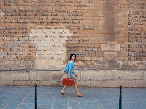Alice Before Paris (Woody Allen Paris Movie)