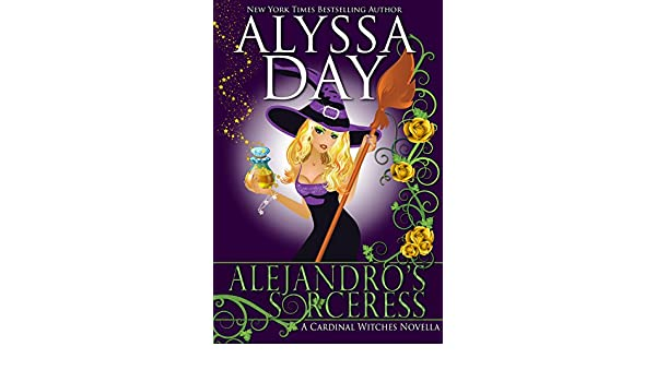Alejandros Sorceress: Cardinal Witches (English Edition ...