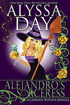 Alejandros Sorceress Cardinal Witches Novella ebook product image