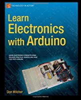 Learn Electronics with Arduino Front Cover