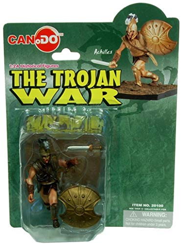 The Trojan War 1:24 Scale Historical Figures: Achilles from Dragon Models USA