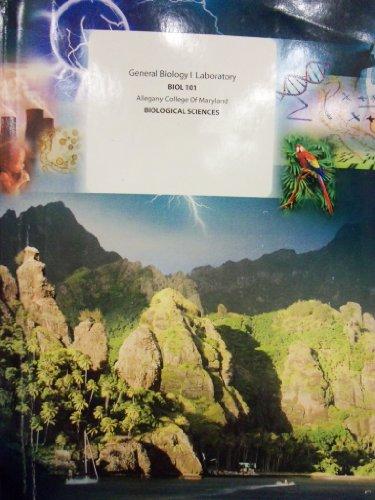 Biology Laboratory Manual, Ninth Edition (Custom Edition for Allegany College of Maryland: BIOL 101)