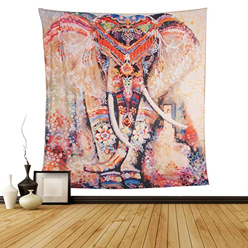 CHICVITA Elephant Tapestry