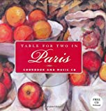 Table for Two in Paris (BookNotes) (With CD)