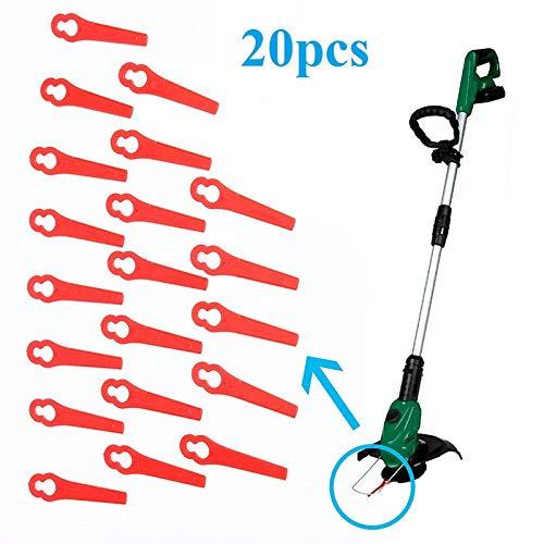 Amazon.com: Chuancheng 24 cuchillas cortadoras de plástico ...