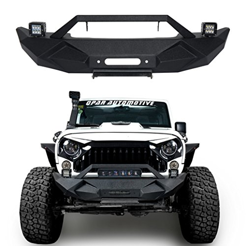front bumper jeep wrangler - 6