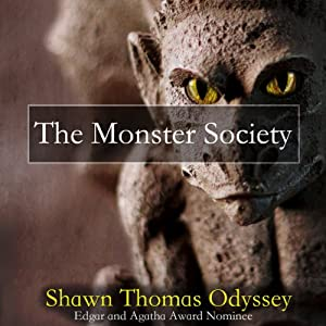 The Monster Society Audiobook