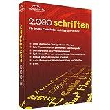 2.000 Schriften [Download]