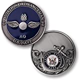 Northwest Territorial Mint Aviation Ordnanceman - Enamel Coin