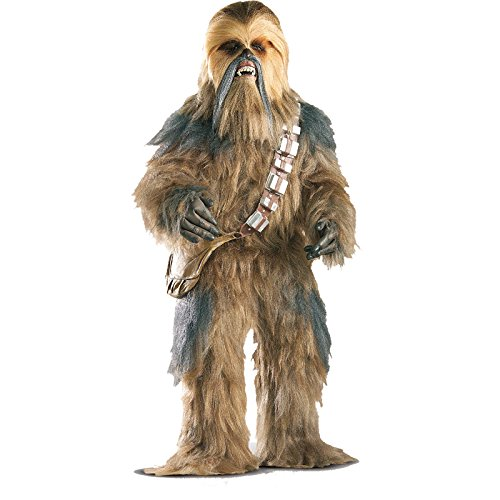 Rubie's Star Wars Collector Supreme Edition, Star Wars Episode III, Chewbacca Costume, Adult (Adult Chewbacca Costume)