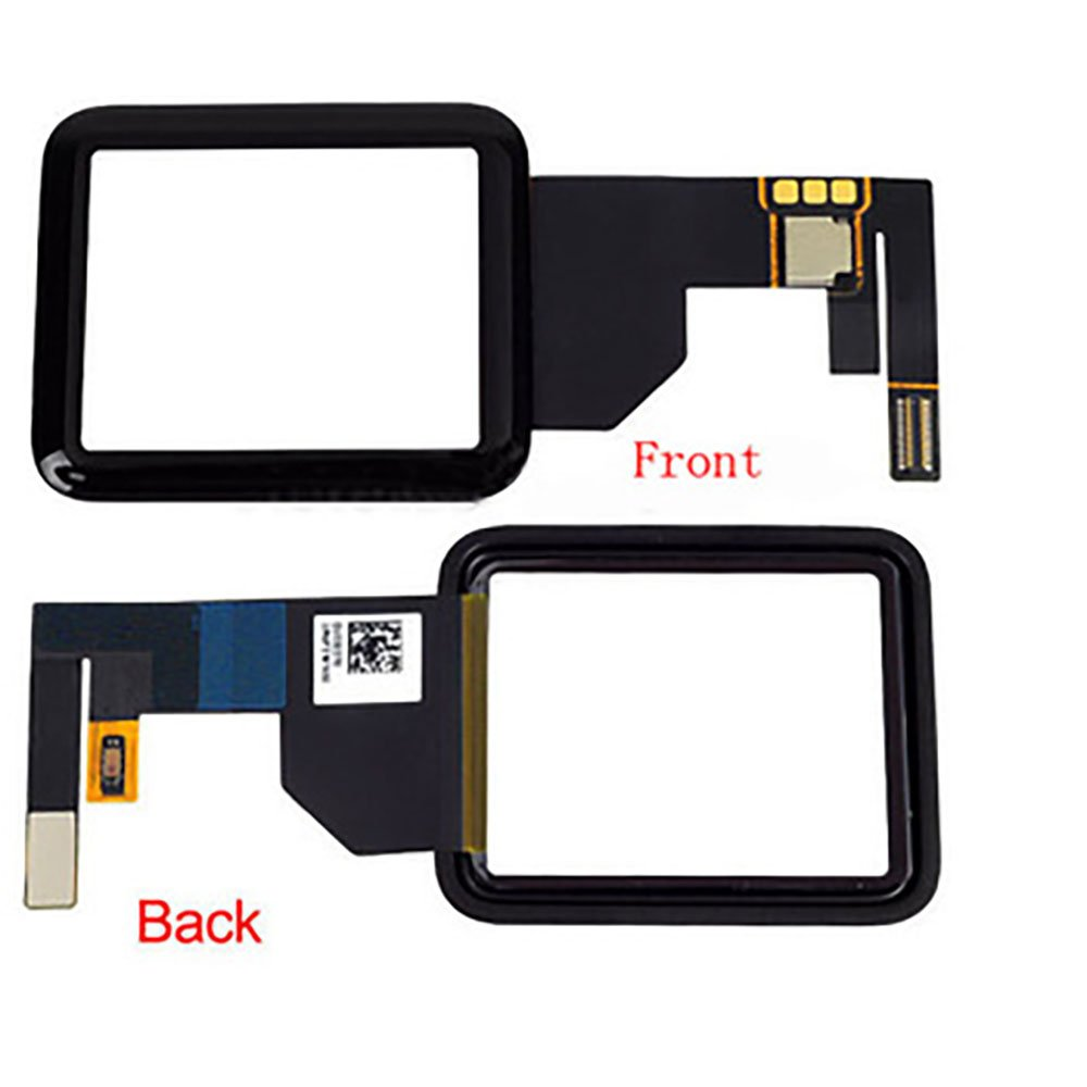 Lot of 5 Black Digitizer Glass Touch Screen for Apple Watch 42mm