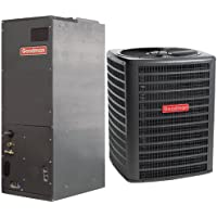 2 Ton 14 SEER Multi Speed Goodman Central Air Conditioner Split System - Multiposition