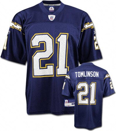 Ladainian Tomlinson Los Angeles Chargers Replica Jersey