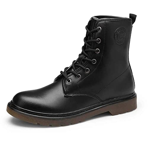 Leather Boots Moto Boots Snow Boots
