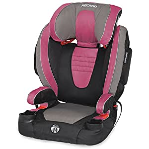 Recaro Performance BOOSTER High Back Booster Car Seat - Rose