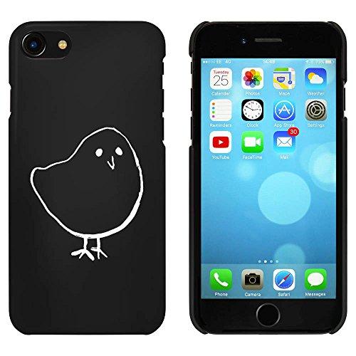 Noir 'Poussin' étui / housse pour iPhone 7 (MC00067539)