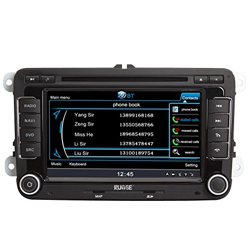 rupse auto dvd gps navigation autoradio navigationsystem. Black Bedroom Furniture Sets. Home Design Ideas