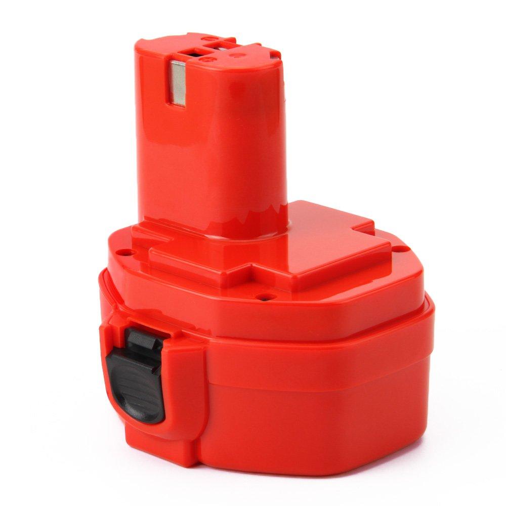 Creabest 14.4V 3000mAh Ni-MH Rechargeable Battery for Makita PA14 1420 1422 1433 1434 1435 1435F 192600-1 193985-8 192699 193157-5 193158-3 Makita 1051D 4033D 5094D 6280D 8280D JR140D ML140 UB140D