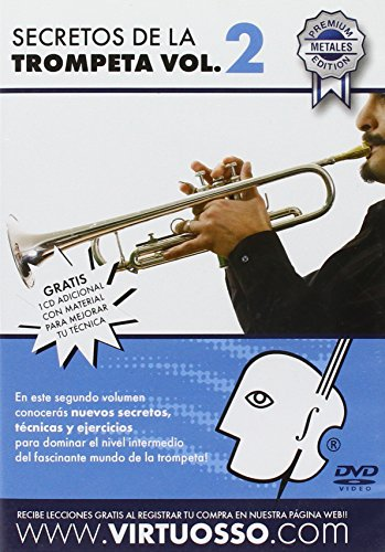 Price comparison product image Virtuosso Trumpet Method Vol.2 (Curso De Trompeta Vol.2) SPANISH ONLY