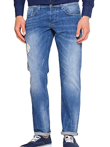 Color Pepe Bates Pantalón Jeans Indigo txOT4Cwq