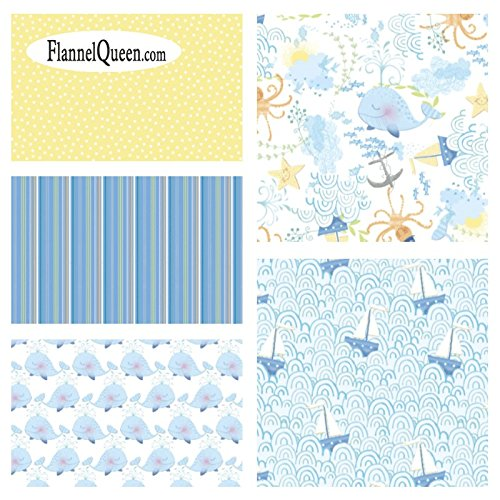 Quilt Fabric 3 Fat Quarters - 5