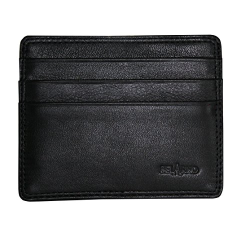 belarno-cow-leather-flat-card-holder-with-6-card-slots-black-solid