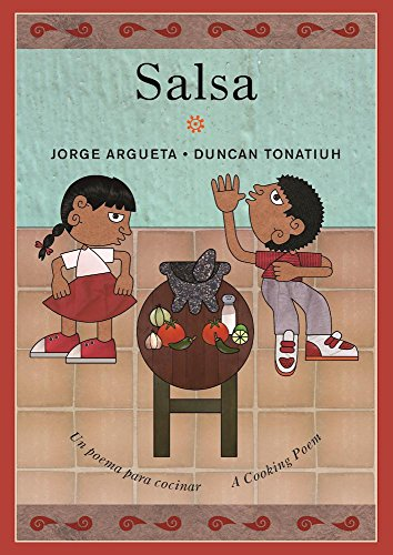 salsa a cooking poem - 2