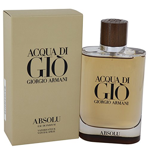 Acqua Di Gio Absolu Cologne By [Ġiorgio Ärmani] EDP Spray Men 4.2 Oz.