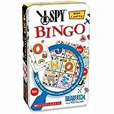 : I Spy Bingo Tin