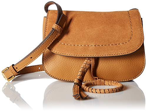 Vince Camuto Cory Belt Bag, light oak