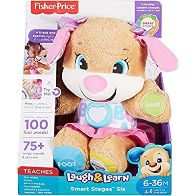 Fisher-Price Laugh & Learn Smart Stages Sis: Kitchen & Dining