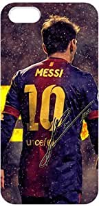 Barcelona Messi Designed to Protect Apple iphone 6 - Case Cover - Popular Barcelona Soccer Futsal FC Messi
