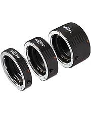Fotga Macro AF Auto Focus Automatic Extension Tube Set DG for Kenko Canon EF EF-S Lens