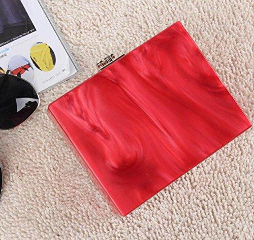 Les De Pour Main Sac GSHGA Mode à Acrylique à Pour Sac De Perlescent Soirée Filles Sacs Mariage Pochette De Main Partie Nouveaux Sacs Clubs Femmes xwgFgfIq