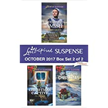 Harlequin Love Inspired Suspense October 2017 - Box Set 2 of 2: Undercover Amish\Christmas Captive\Off the Grid Christmas