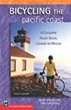 Bicycling the Pacific Coast, Vicky Spring, 0898869544