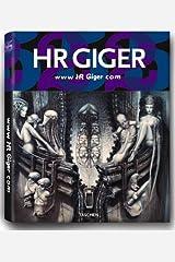HR Giger Hardcover