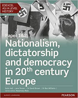 edexcel gce history coursework book Edexcel a level history, paper 3: protest, agitation and parliamentary reform c1780-1928 student book + activebook (edexcel gce history 2015) by peter callaghan edward gillin at abebookscouk - isbn 10: 1447985427 - isbn 13: 9781447985426 - pearson education - 2016 - softcover.