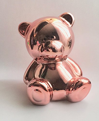 teddy bear piggy bank - 5