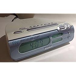 Sony ICF-C273 - LIV Fm/Am Clock Radio