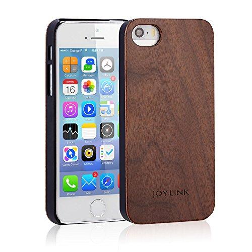 Joylink Walnut Wood Case for iPhone 5S /5 - Wood Walnut Buy