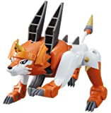 Bandai Digimon Xros Wars Action Figure: Dorulumon
