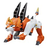 Bandai Digimon Xros Wars Action Figure: Dorulumon