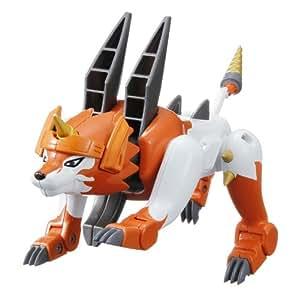Bandai Digimon Xros Wars Action Figure: Dorulumon [Toy] (japan import)