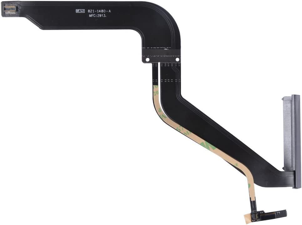 """Willhom Replacement for MacBook Pro 13"""" A1278 Hard Drive Cable 821-1480-A 821-2049-A 821-2480-A Without Bracket Mid 2012 (MD101, MD102)"""