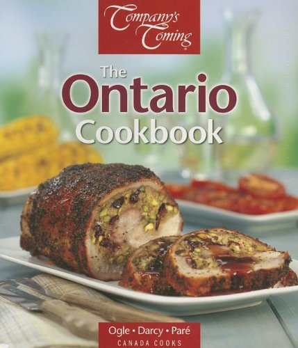 Canada Cooks Series The Ontario Cookbook